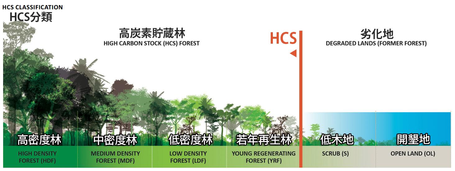 HCS分類